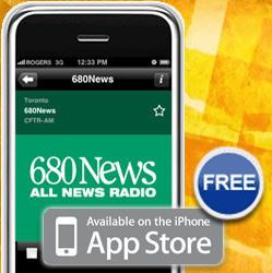 Rogers Radio iPhone App