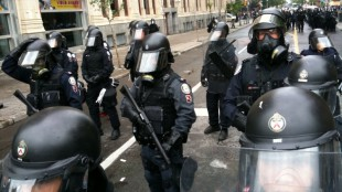 G20 protest June 26
