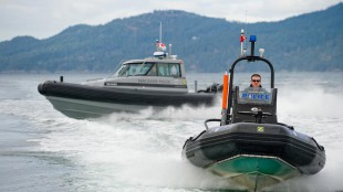 VPD marine patrol
