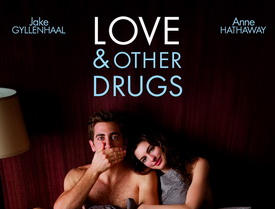 what is the movie love and other drugs about