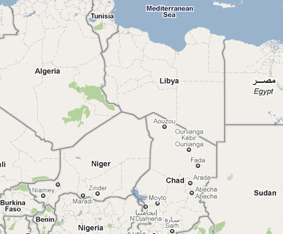 Libyan Official Flies To Egypt With Message From Gadhafi NEWS - Map of egypt libya