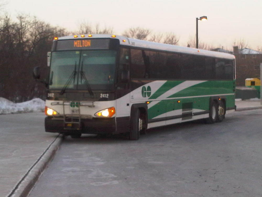 33 rows· The GO Transit bus fleet consists of single-level coach buses and double-decker .