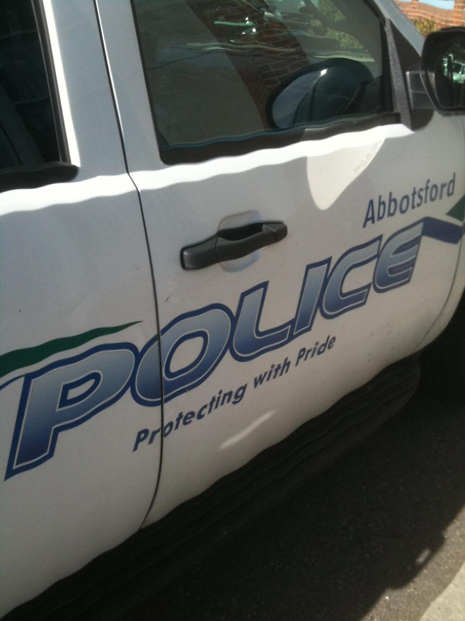 Abbotsford cop accused of lying fired