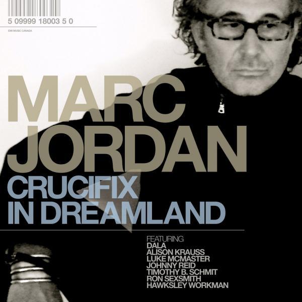Marc Jordan CD cover - 680 NEWS