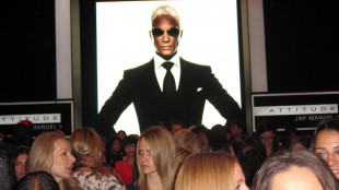 Jay Manuel's spring/summer 2012 collection
