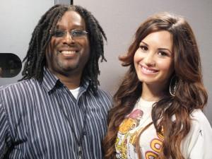 U.S. artist Demi Lovato