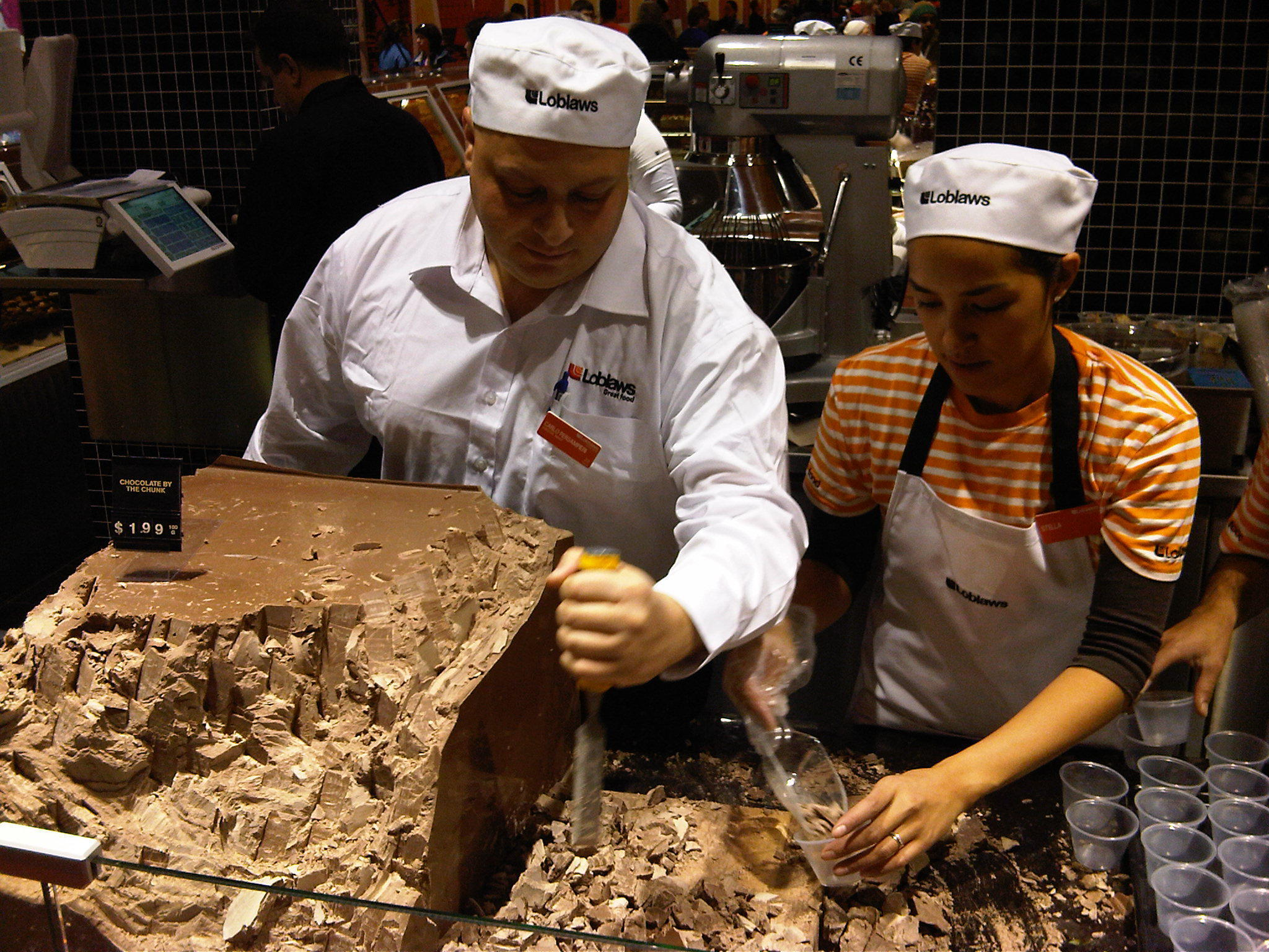 Maple Leafs Gardens, Loblaws, chocolate - 680 NEWS