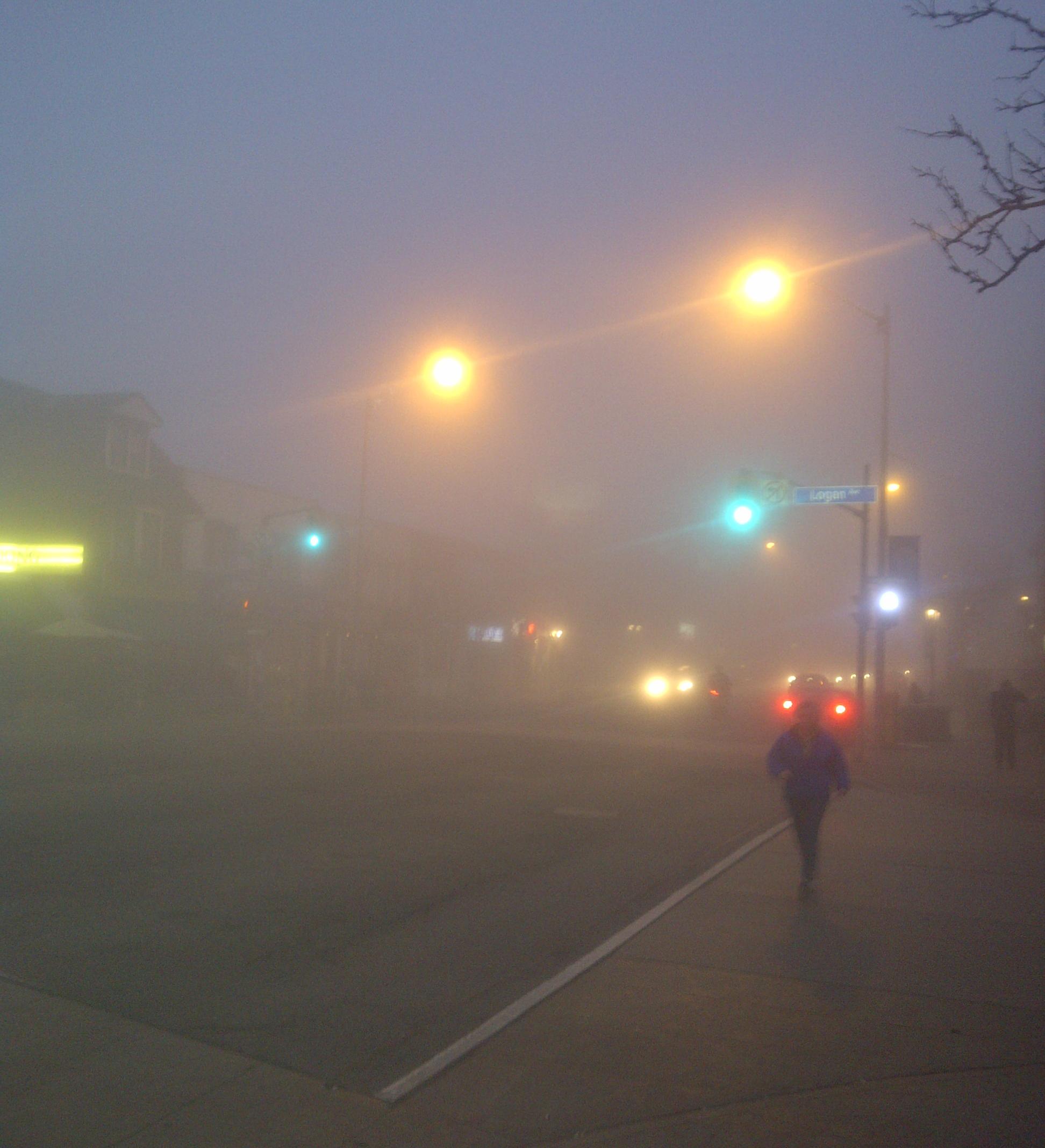 Dense Fog Warning Issued For Southwestern Ontario