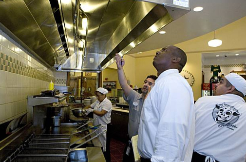 restaurant inspection Food service establishment: last inspection - this data includes the name and location of food service establishments and the violations that were found at the time of their last inspection.