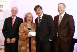 Elizabeth May awarded Parliamentarian of the Year