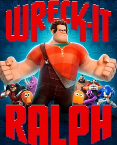 """Wreck-It Ralph"" movie poster"