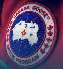 how much are Canada Goose' jackets at holt renfrew