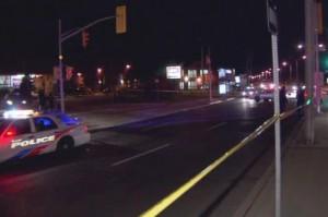 Kingston Road fatality