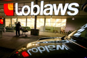 Loblaw is the first retailer to donate gift cards to the province. Premier Wynne hopes more will follow suit. Photo courtesy of CityNews.