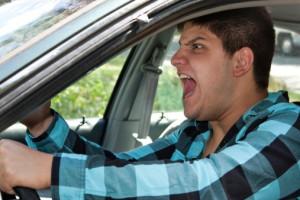 Road rage man