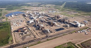 A Nexen oil sands facility near Fort McMurray, is seen in this aerial photograph on July 10, 2012. THE CANADIAN PRESS/Jeff McIntosh