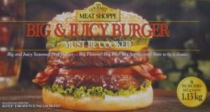 Canada Safeway burger recall, Gourmet Meat Shoppe