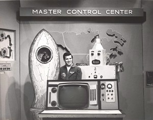 """Dave Thomas of """"Rocketship 7"""" was a TV fixture for kids who lived in and around Buffalo, N.Y., in the 60s and 70s.THE CANADIAN PRESS/HO-Rocketship7.com"""