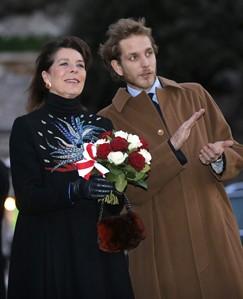 Monaco's Princess Caroline becomes a grandmother as son ...