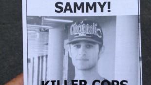 Sammy Yatim vigil