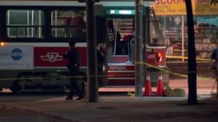 TTC streetcar police shooting