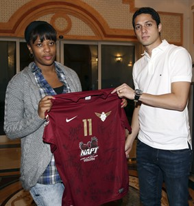 cheap for discount 9a63d 9c3a1 Body of striker Christian Benitez being flown from Qatar to ...