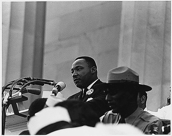 Full Text And Video Mlk S I Have A Dream Speech 680 News