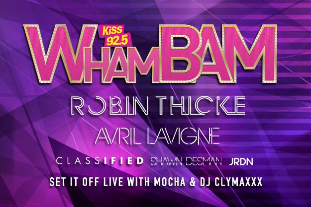 Wham Bam 2013