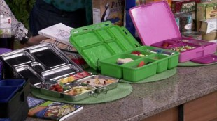 New ways to pack healthy lunches for kids