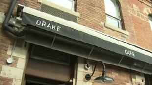 TIFF hot spot: The Drake