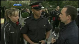 GTA officers prepare for memorial run