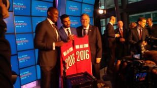 Raptors to host 2016 all-star game, Drake named team ...