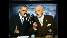 Rogers' Scott Moore to meet with Don Cherry