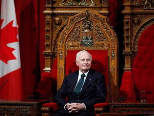 Governor General reaches out to hurting vets' families after suicide reports