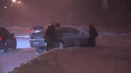 Winter weather causes power outages in parts of the GTA