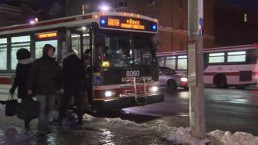 Video: Lawrence station closed due to watermain break