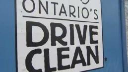 Province alters Drive Clean program