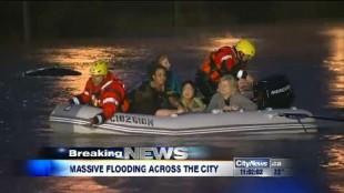 Rewind 2013: July storm triggers unprecedented flooding & damage across GTA