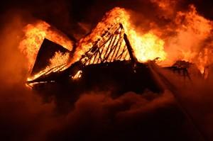 Quebec fire