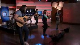 Toronto band Trouble & Daughter perform 'We Once Thought'
