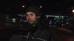 Outside workers offer tips for staying warm