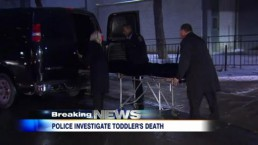 Police investigating toddler's death