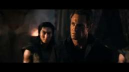 Aaron Eckhart on role in I, Frankenstein