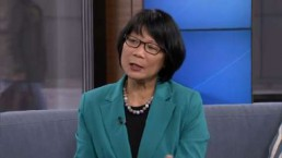 Olivia Chow launches book, remains coy on mayoral bid