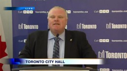 Mayor Ford says his personal life doesn't affect his job