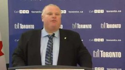 Ford calls apparent drunken rant 'private matter'