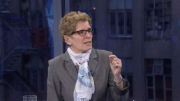 New Queen's Park session won't be dull: Wynne