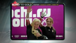 Canadian women's bobsled team wins gold