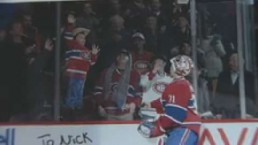 Young GTA Habs fan cheers on Team Canada goalie Price