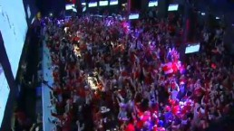 Torontonians pack bars to celebrate Olympic gold